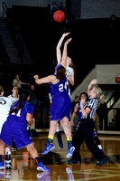 Elk City Elks and Elkettes vs Anadarko 2-6-15